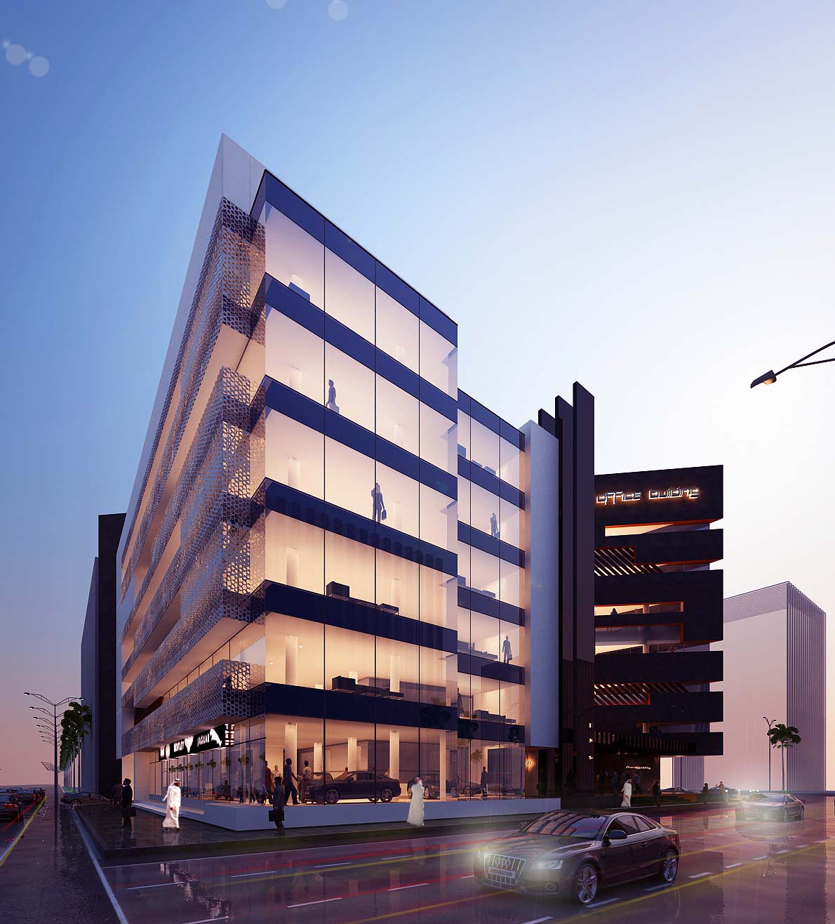 DAMMAM OFFICE BUILDING